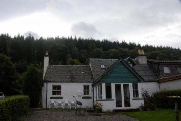 Cottage at Inverfarigaig, Inverness, Scotland
